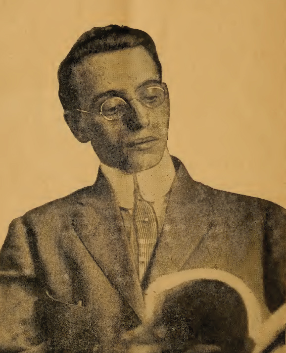 Leo Frank Reading From Watson's Magazine 1915