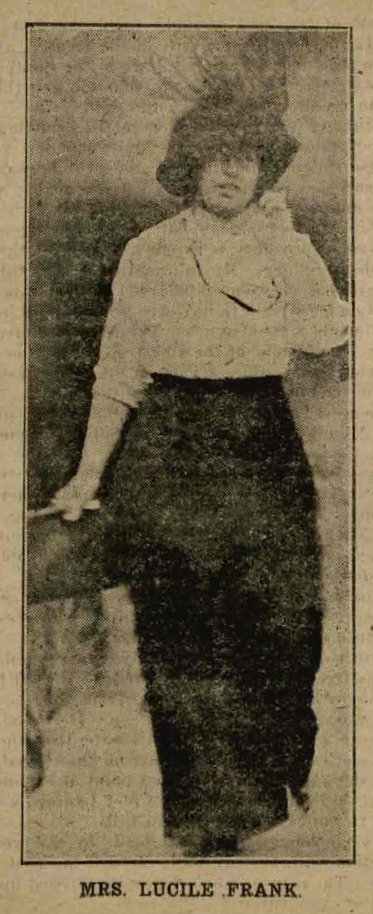 Lucille Selig Frank