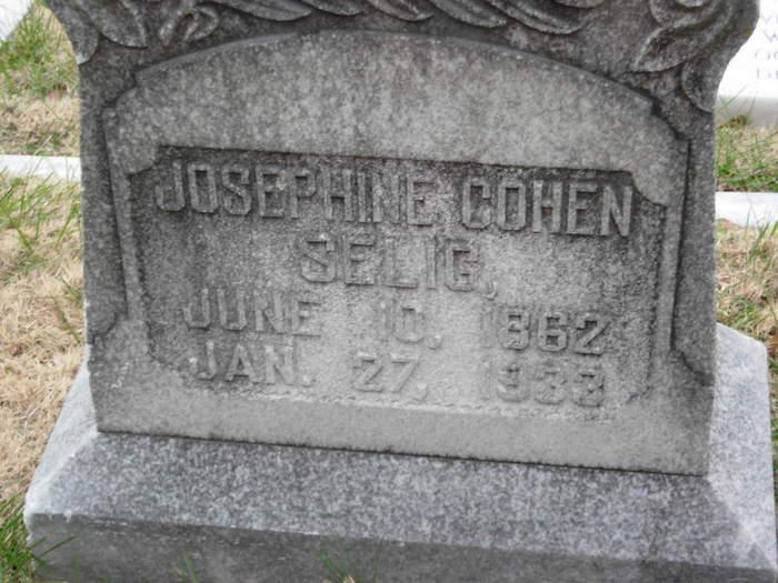Josephine Selig