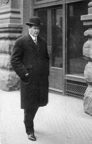 Governor John M. Slaton