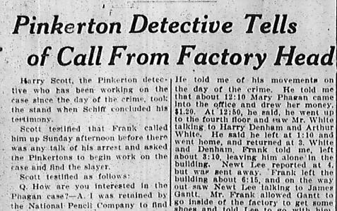 Pinkerton (B) Case Solution