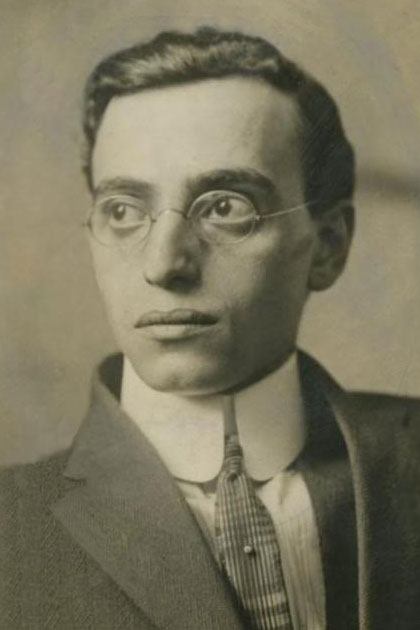 The Clearest Picture of Leo Max Frank, Circa 1913
