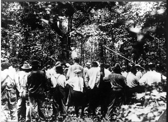 Lynched Leo Frank