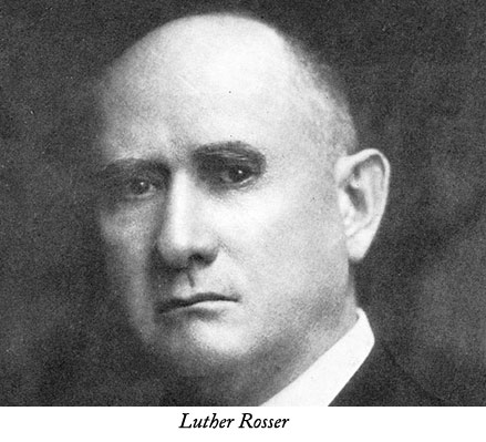Luther-Rosser