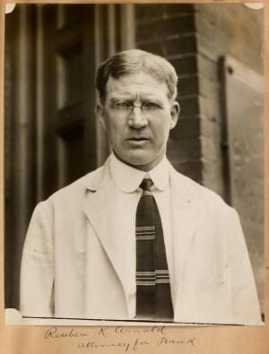 Reuben R. Arnold