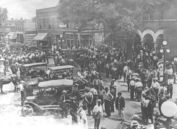 A snapshot of Marietta after the lynching of Leo Frank