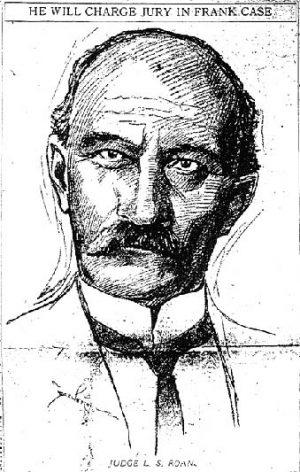 Judge Leonard S. Roan