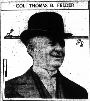 Col Felder Denies