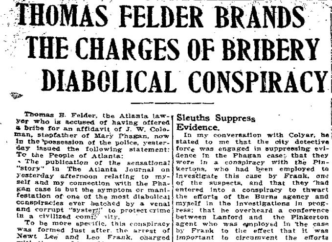 Thomas Felder Brands