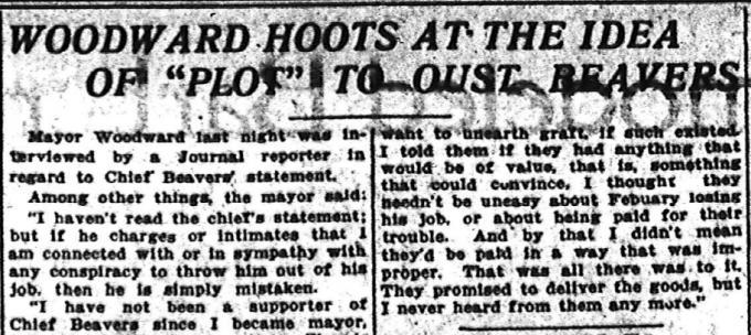 Woodward Hoots