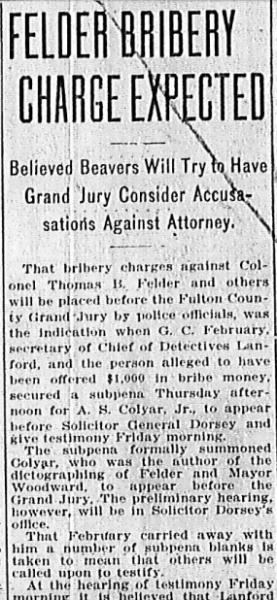 felder-bribery